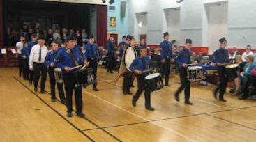 1st Bangor Boys Brigade Band